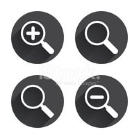 Magnifying Glass,Convex,Sig...