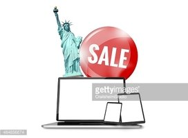 Computer Statue of Liberty Sale Travel