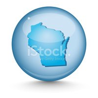 Wisconsin,Map,Cartography,s...