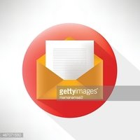 Email on button background,vectorPrint