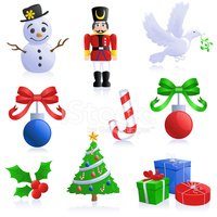 Toy Soldier,Christmas Tree,...