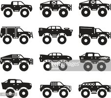 Monster Trucks Clipart Images High Res Premium Images