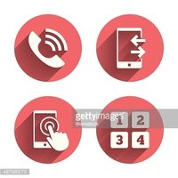 Symbol,Sign,Telephone,Techn...