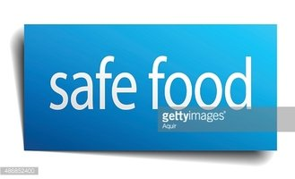 safe food,Cut Out,Safety,No...