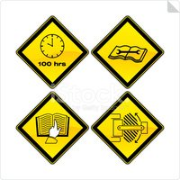 Book,Yellow,Alertness,Safet...