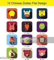 Horse,Chinese Culture,Pig,I...