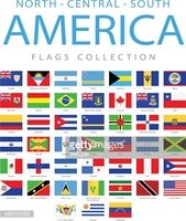 Flag,The Americas,North Ame...