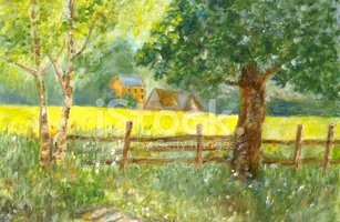 Oil Painting,Painted Image,...
