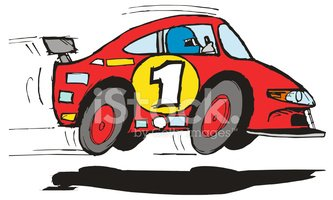 Stock Car,Cartoon,Car,Sport...