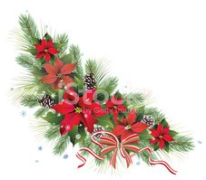 Poinsettia,Clip Art,Christm...