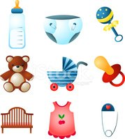 Baby Shower,Toy Rattle,Diap...