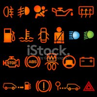 Dashboard,Car,Symbol,Lighti...