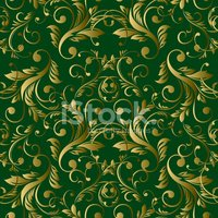 Seamless,Pattern,Baroque St...