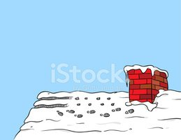 Snow,Roof,Footprint,Chimney...