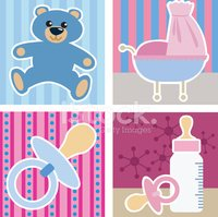 Nursery,Baby Bottle,Teddy B...