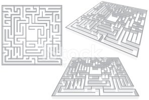 Maze,Discovery,Vector,Puzzl...