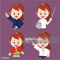 Fencing,Strength,Symbol,Bal...