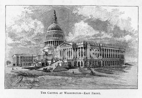 Capitol Building,Washington...