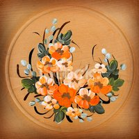 Floral Pattern,Paintings,Ar...