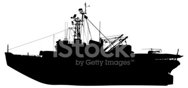 Nautical Vessel,Silhouette,...