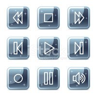 Interface Icons,Play,Next,F...