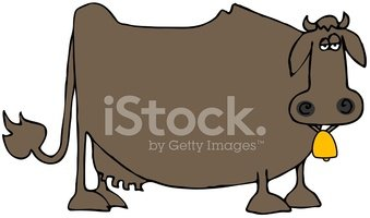 Cartoon,Cow,Animal,Cattle,F...