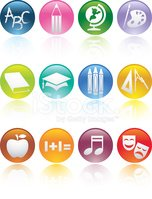 Education,Icon Set,Educatio...