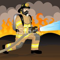Firefighter,Smoke Jumper,Fi...