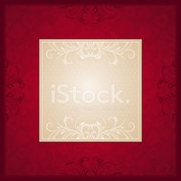 Invitation,Frame,Red,Valent...