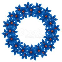 Wreath,Photograph,Flower,Do...