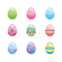 Softness,Easter,Eggs,Symbol...