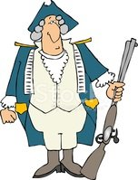 Colonial Style,Cartoon,Arme...