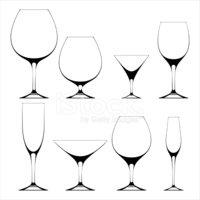 Wineglass,Glass,Glass - Mat...