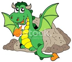 Dragon,Cartoon,Cute,Fairy T...