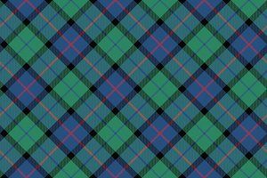 flower of scotland tartan fabric texture seamless diagonal pattern