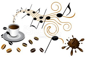 Coffee - Drink,Music,Cafe,C...