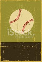 Baseball - Sport,Retro Rev...