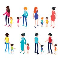 Child,Young Adult,Vector,Ch...