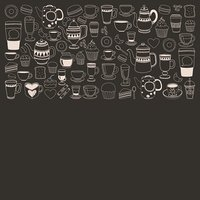 Cut Out,Candy,Coffee - Drin...