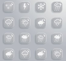 Weather simply icons