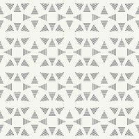 Geometric line hipster seamless pattern with triangle. Vector illustration. Background.