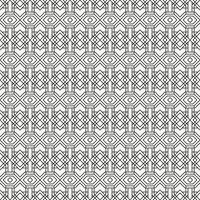 Geometric seamless cube pattern with rhombuses, square. Vector illustration. Background.
