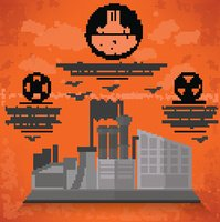 Vector,Pollution,Abstract,F...