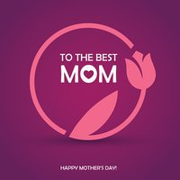 Mothers Day, Womens Day or Birthday greeting card