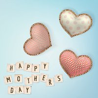 Happy mothers day. EPS 10