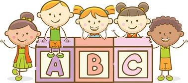 ABC alphabet block