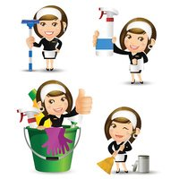 Domestic Staff,Housework,Cl...