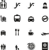 airport icons set01 _chill icons