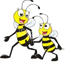 Bee,Bumblebee,Honey Bee,Mot...