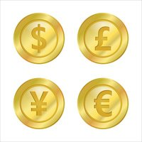coin currency symbols